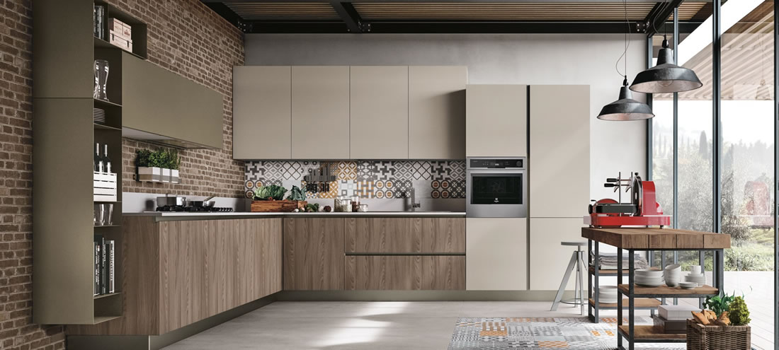Cucina Stosa Infinity - Fratantoni Arredamenti Rieti