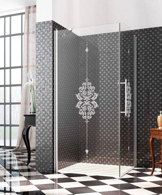 Box doccia glass heritage fratantoni arredamenti rieti for Profili arredamenti
