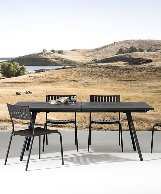 Sedie da giardino Emu - Fratantoni Arredamenti Rieti