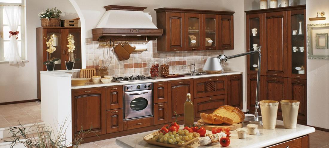 Cucina stosa focolare fratantoni arredamenti rieti - Cucine classiche stosa ...