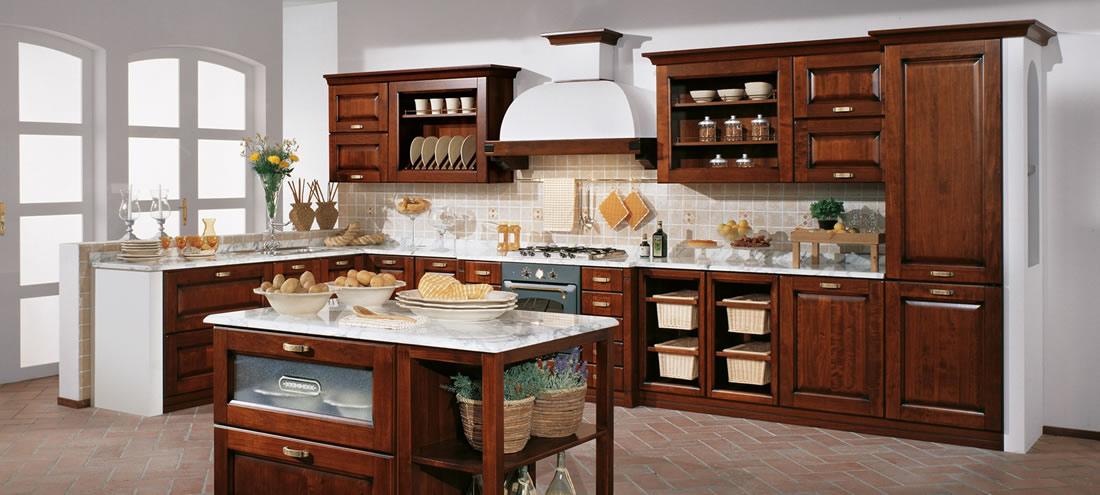 Cucina Stosa Malaga - Fratantoni Arredamenti Rieti