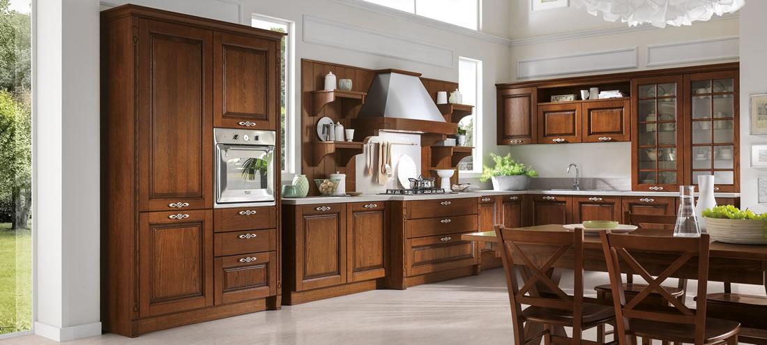 Cucina stosa saturnia fratantoni arredamenti rieti for Cucine classiche stosa