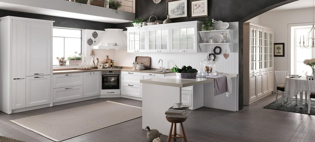 Cucina stosa beverly fratantoni arredamenti rieti for Cucine moderne contemporanee