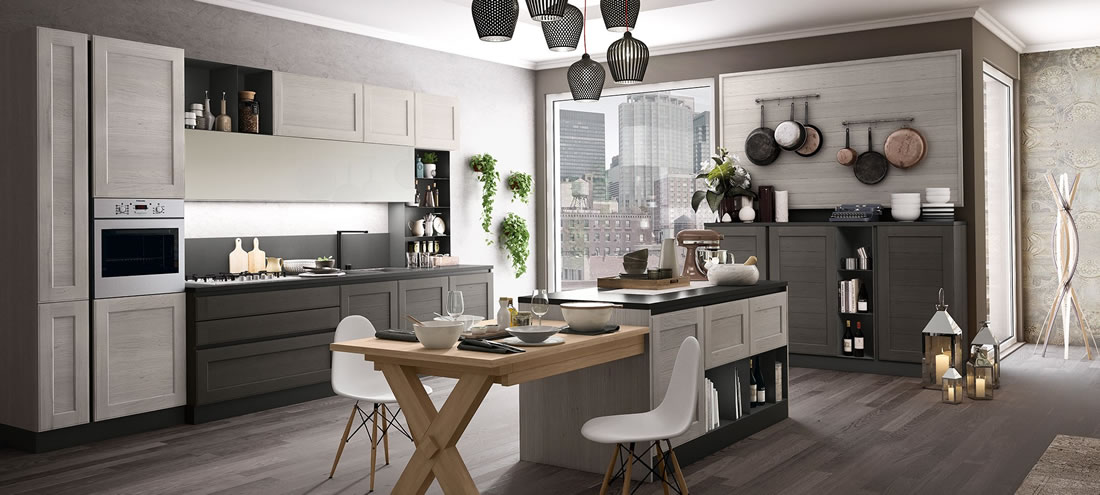 Beautiful stosa cucine maxim photos for Lentino arredamenti