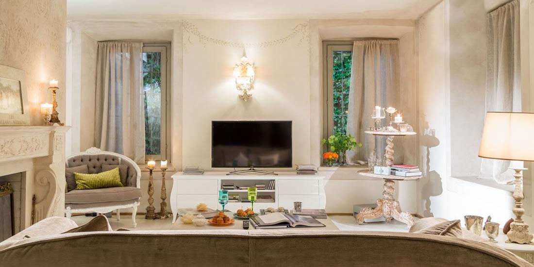 Tendenze arredamento soggiorno 2017 fratantoni for Soggiorno elegante