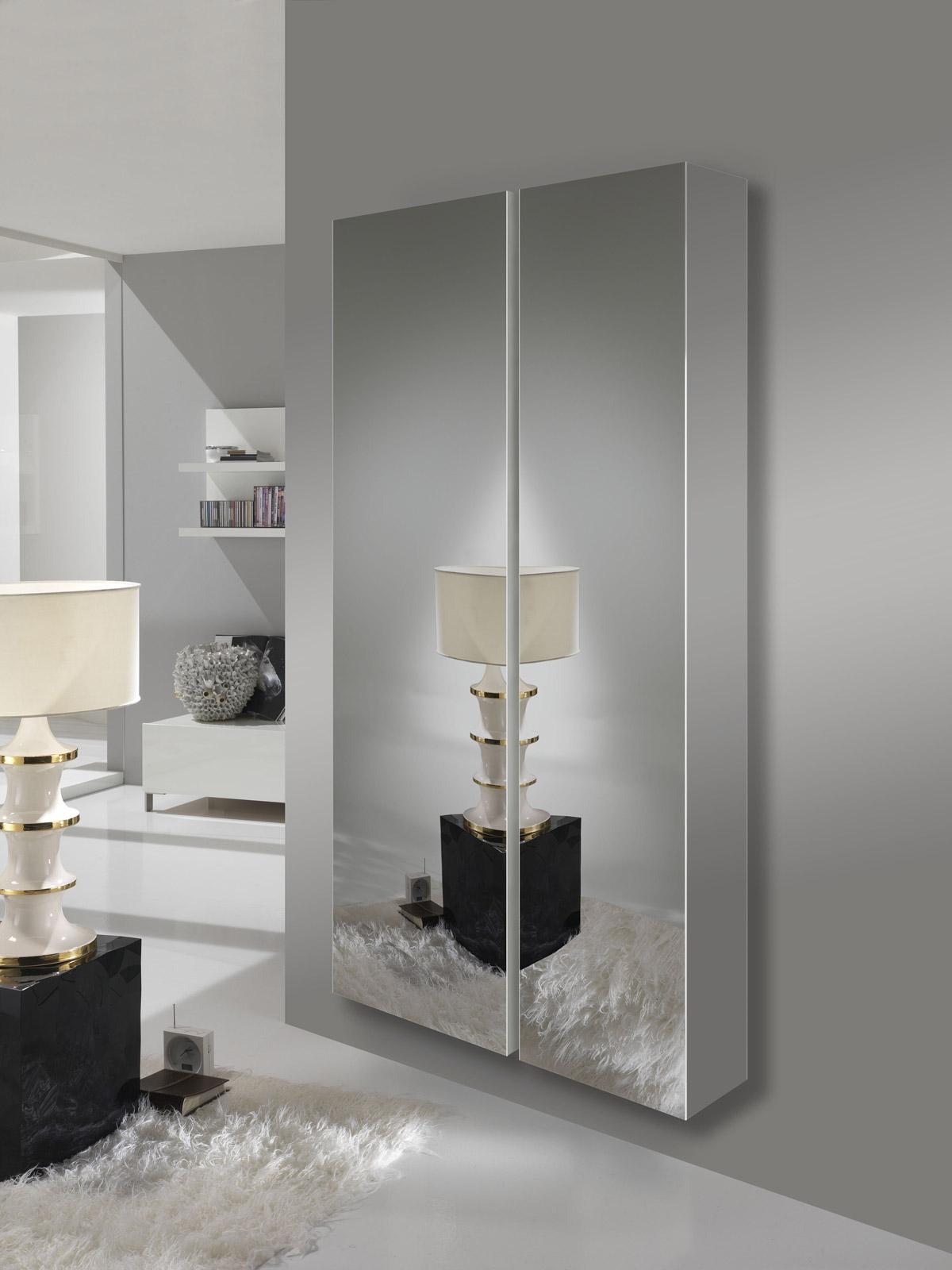 Mirror esalinea fratantoni arredamenti rieti - Scarpiera specchio ikea ...