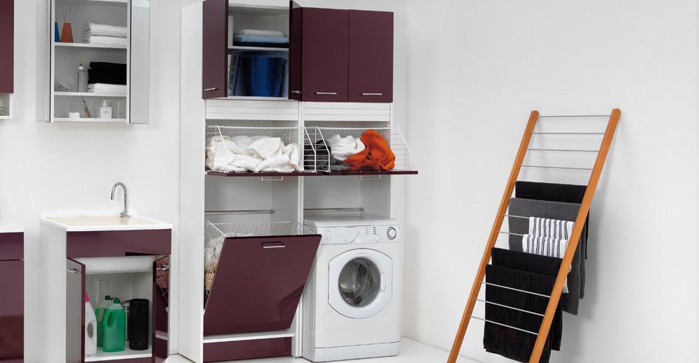 Tante idee per il bagno di servizio fratantoni arredamenti rieti - Mobile stiro mondo convenienza ...