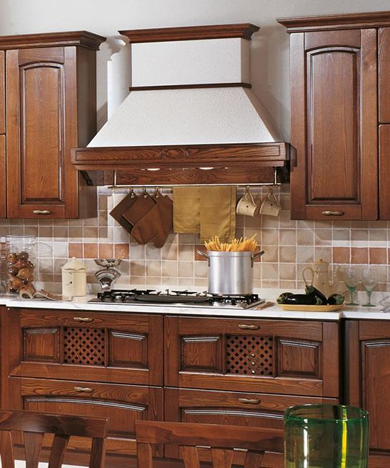 Cucina Stosa Focolare - Fratantoni Arredamenti Rieti