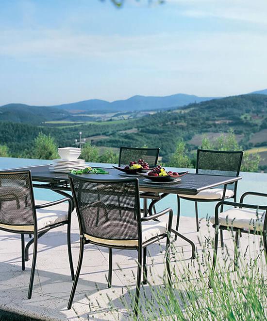 Tavoli da giardino emu fratantoni arredamenti rieti - Emu tavoli da giardino ...