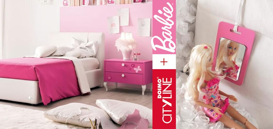 Cameretta Doimo Cityline Barbie Fratantoni Arredamenti Rieti